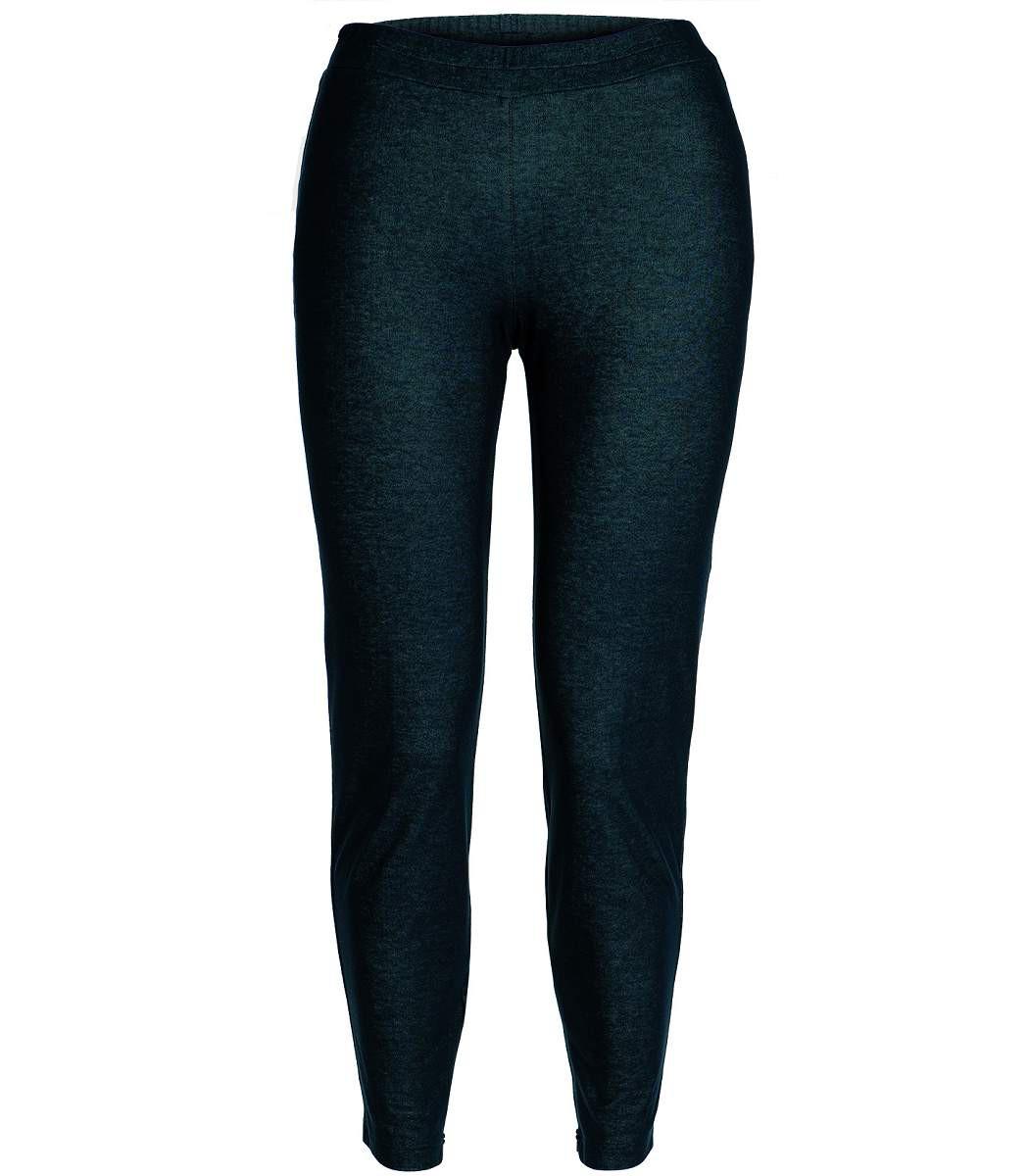 damen xxl jeggings jeans leggings sempre piu by chalou blau. Black Bedroom Furniture Sets. Home Design Ideas