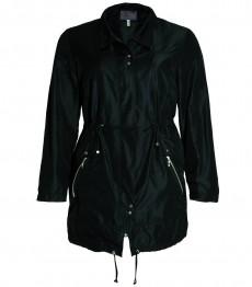 chalou mode f r mollige damen shirt v muster schwarz lila. Black Bedroom Furniture Sets. Home Design Ideas