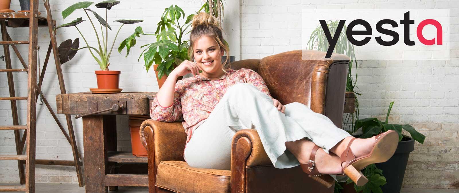 Yesta Mode Online Shop für Große Größen
