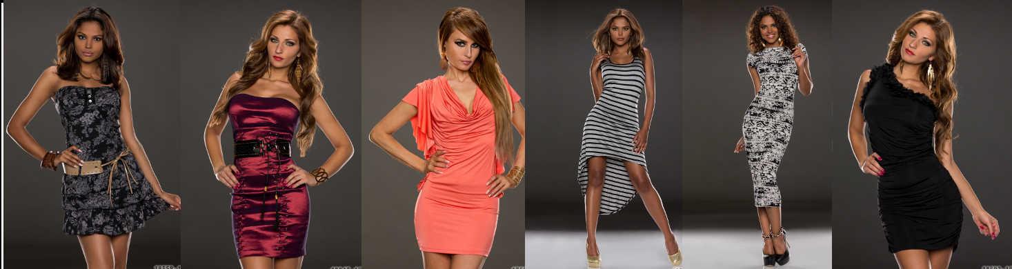 Damenkleider bei Zimano - Kleider für Damen